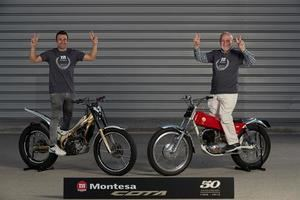 La Montesa Cota cumple 50 años