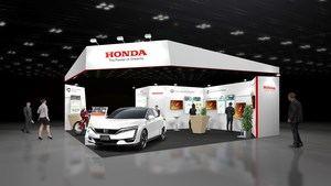 Honda presentará su cartera de tecnologías de movilidad inteligente