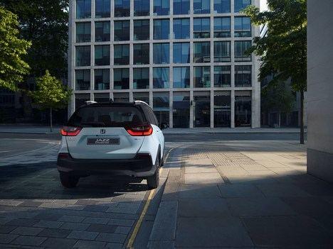 Honda y su e:Technology