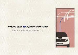 """Honda y su vehículo eléctrico """"e Prototype"""""""