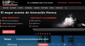HIP 2018 convierte Madrid en la capital Horeca europea