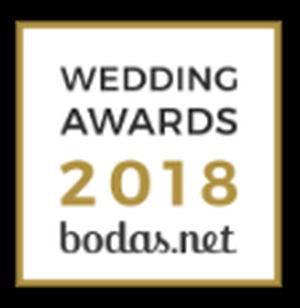 24cbda29 Hotel Cortijo Chico, ganador del Wedding Awards de Bodas.net 2018 ...
