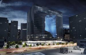 El hotel ME Dubai se convertirá en el nuevo emblema del skyline de Dubai a finales de 2018