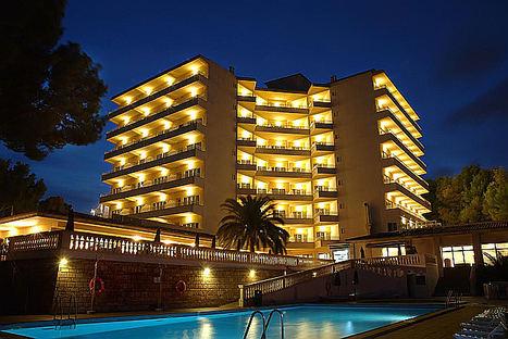 Hotel Magaluf.