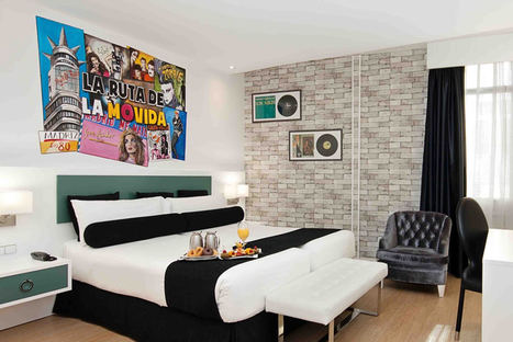 Hotel Mayorazgo: El arte más castizo de Madrid