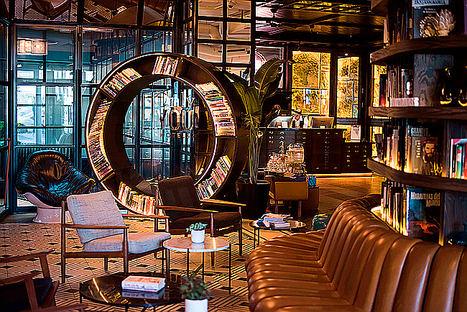 "Hotel Only You Atocha, premio CaixaBank Hotels&Tourism al ""Mejor establecimiento hotelero 2018""."