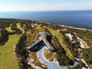 Hotel The Oitavos 5*, el proyecto arquitectónico luso en el que vanguardia y naturaleza se funden en un mismo concepto