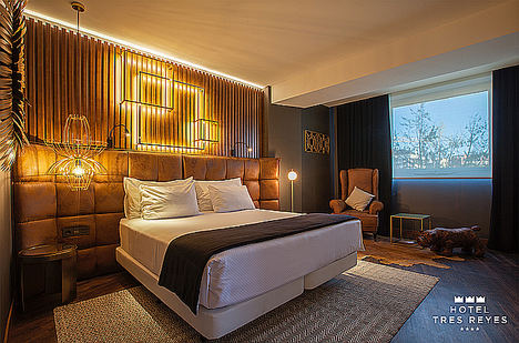 Hotel Tres Reyes apuesta por la agencia de marketing Sr. Potato para gestionar su presencia online