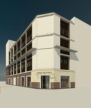 El antiguo y abandonado edificio PEGASO de Girona será un nuevo Hotel BESTPRICE