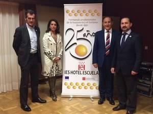 El IES Hotel Escuela de la Comunidad de Madrid entrega los I Premios Summun