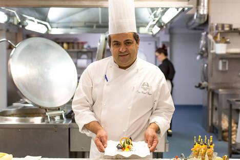 José Miguel Magín, premio Al-Andalus de gastronomía 2017