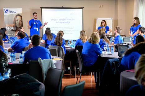 Grupo Hotusa culmina su competición inter universitaria Talent Match de Smart People con un incremento de participación que ha alcanzado los 300 alumnos y 14 universidades