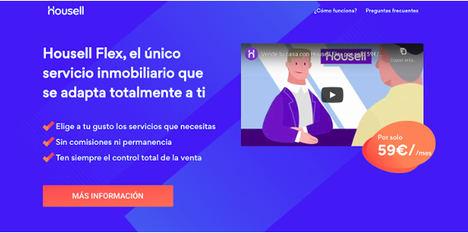 Housell lanza Housell Flex, el primer servicio inmobiliario por suscripción y sin permanencia para vender una casa