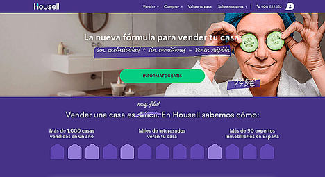Housell, la proptech líder en España, cierra una ronda de financiación de 12 millones de euros