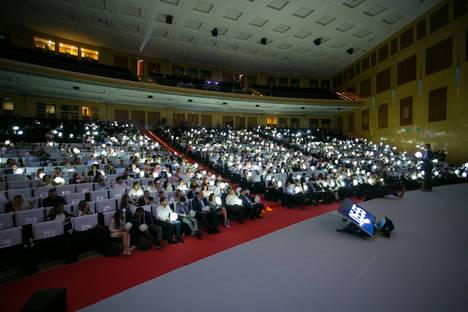 """""""Humanification"""" dará paso a """"Exponential"""", que será el lema de World Business Forum en 2018"""