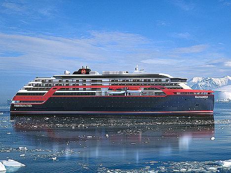 Hurtigruten lanza un nuevo itinerario que recorre las aguas de Alaska