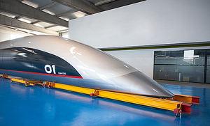 Hyperloop Transportation Technologies (HTT) comenzará en 2019 la construcción de su sistema comercial en Abu Dabi