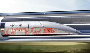 Hyperloop Transportation Technologies (HTT) firma un nuevo acuerdo para construir el primer Hyperloop en China