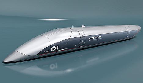 Hyperloop Transportation Technologies revela al Departamento de Transporte de Estados Unidos el sistema a escala completa y presenta las pautas de certificación