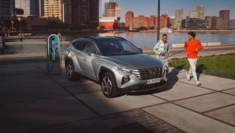 Hyundai Motor revela más detalles del Tucson Híbrido Enchufable