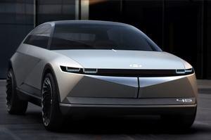 Hyundai desvela su visión sobre el 45 Concept Car