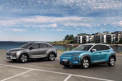 Éxito de Hyundai en Europa en 2018