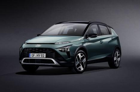 Hyundai presenta el nuevo Bayon