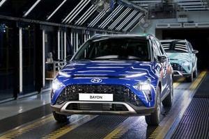 Comienza la producción del Hyundai Bayon