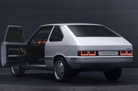 Hyundai presenta el Heritage Series Pony