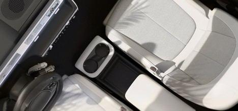 Hyundai muestra el espacio vital y el interior sostenible del Ioniq 5