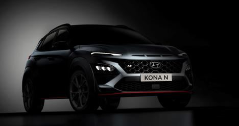Nuevo Hyundai KONA N, con transmisión N DCT de 8 velocidades