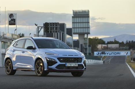 El nuevo Hyundai Kona N de un vistazo