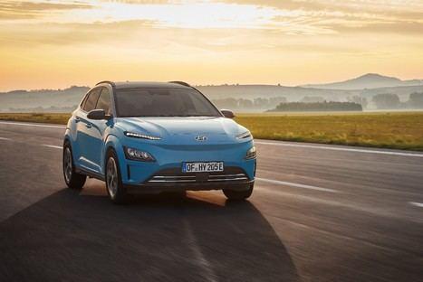 El Hyundai Kona Eléctrico supera las 100.000 unidades vendidas en Europa