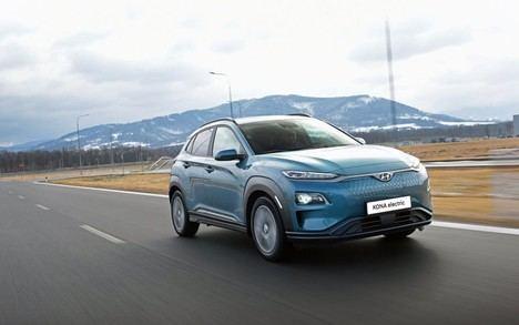 Mayor autonomía para el Hyundai Kona Eléctrico