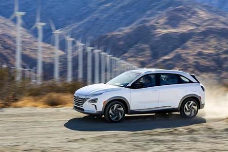 Hyundai Nexo, el futuro del hidrógeno