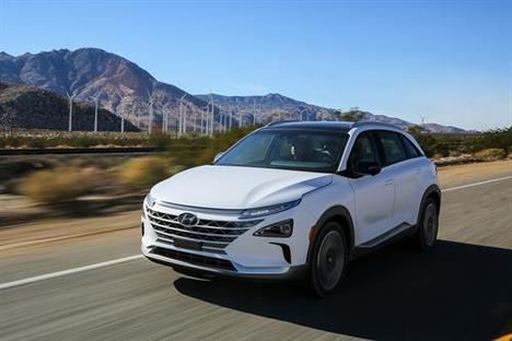 Hyundai Nexo de hidrógeno, récords mundiales