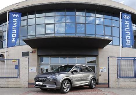 Nuevo Hyundai Nexo