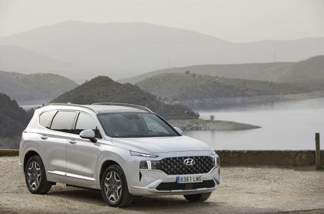 Hyundai presenta el nuevo Santa Fe