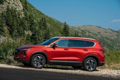 El nuevo Hyundai Santa Fe 2019 premiado como