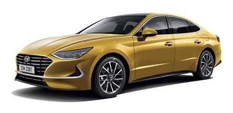 Primeras imágenes del nuevo Hyundai Sonata