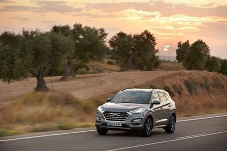 Hyundai Tucson gana el premio al coche familiar de importación