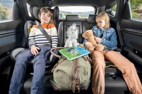 El nuevo Hyundai Tucson la mejor opción para la seguridad de las familias
