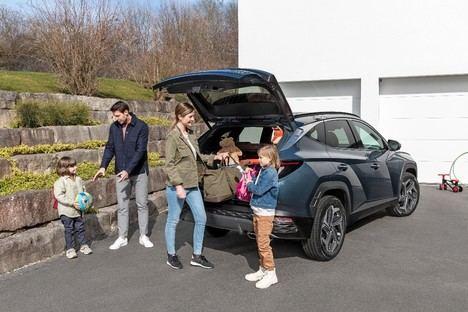 El Nuevo Hyundai TUCSON elimina el estrés