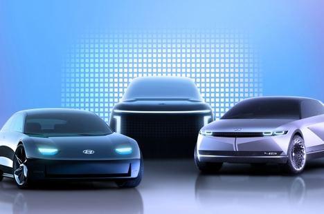 Hyundai anuncia la nueva línea Ioniq