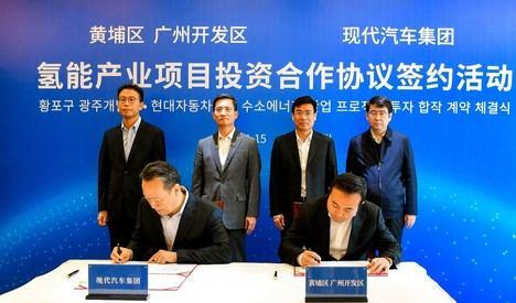 Hyundai Motor Group avanza en su estrategia del hidrógeno