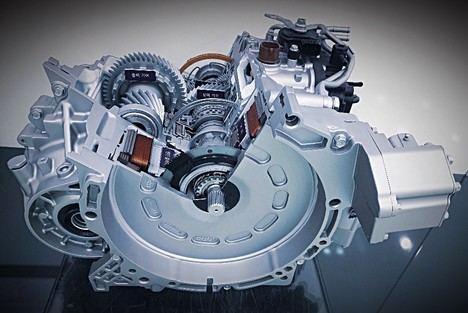 Hyundai Motor Group desarrolla el primer Control Activo de cambios para Híbridos