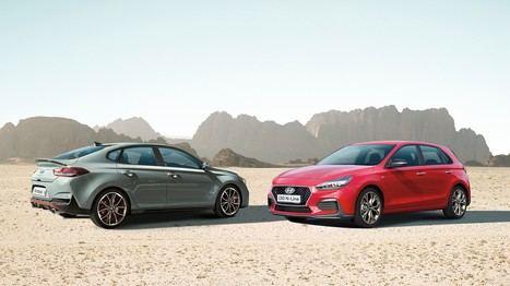 Hyundai lanza la campaña de la Gama i30 N y N Line