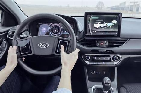 Hyundai revela su estudio sobre el Cockpit del futuro