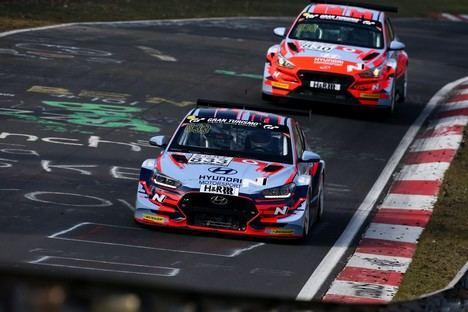 Hyundai confirma su participación en las 24 horas de Nürburgring