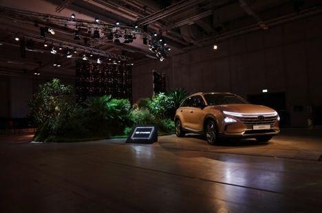 Hyundai protagonista en la convención